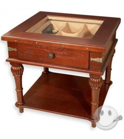 The Scottsdale End Table Humidor The Scottsdale End Table Humidor 300 Cigar Capacity
